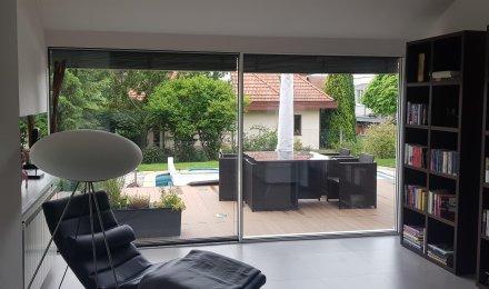 Bezrámové okna