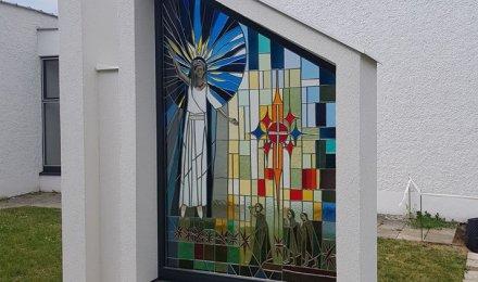Hliníkové okno